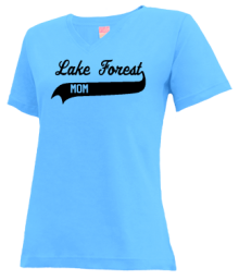 Lake Forest Elementary School  V-neck Shirts