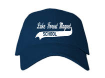 Lake Forest Magnet School  Baseball Caps