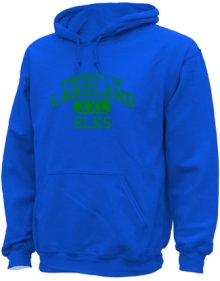 Lakeland Elementary School  Hoodies