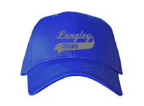 Langley Middle School  Baseball Caps