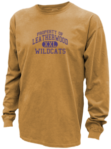 Leatherwood Elementary School  Pigment Dyed Shirts