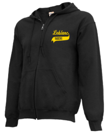 Leblanc Middle School  Zip-up Hoodies