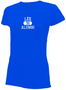 Lee Middle School  Slimfit T-Shirts
