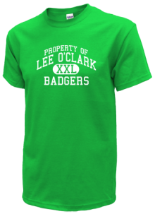 Lee O'clark Elementary School  T-Shirts