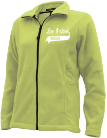Lee O'clark Elementary School  Ladies Jackets