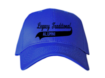 Legacy Traditional School  Baseball Caps