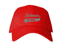 Lehman Junior High School Baseball Caps
