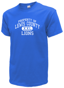 Lewis County Junior High School T-Shirts