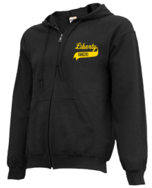 Liberty Elementary School  Zip-up Hoodies