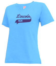 Lincoln Middle School Of The Arts  V-neck Shirts