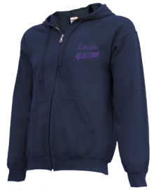 Lincoln Middle School Of The Arts  Zip-up Hoodies