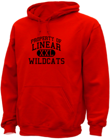 Linear Middle School  Hoodies