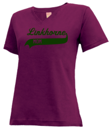Linkhorne Elementary School  V-neck Shirts
