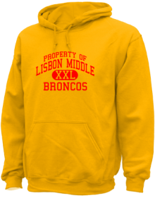 Lisbon Middle School  Hoodies