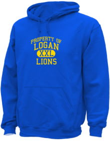 Logan Junior High School Hoodies