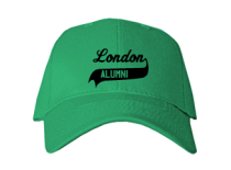 London Elementary School  Baseball Caps