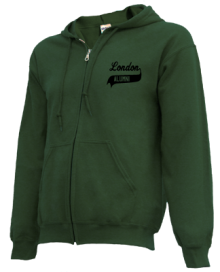 London Elementary School  Zip-up Hoodies