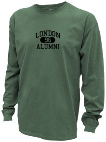 London Elementary School  Pigment Dyed Shirts