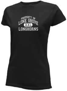 Lone Grove Middle School  Slimfit T-Shirts