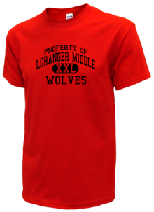 Loranger Middle School  T-Shirts