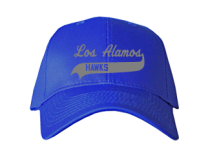 Los Alamos Middle School  Baseball Caps
