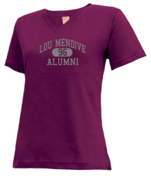 Lou Mendive Middle School  V-neck Shirts