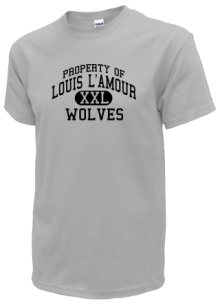 Louis L'amour Elementary School  T-Shirts