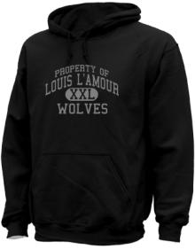 Louis L'amour Elementary School  Hoodies