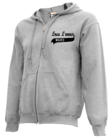 Louis L'amour Elementary School  Zip-up Hoodies