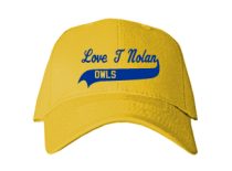 Love T Nolan Elementary School  Baseball Caps