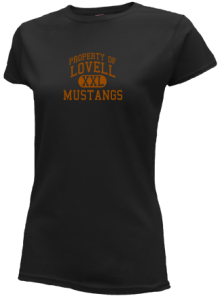 Lovell Middle School  Slimfit T-Shirts