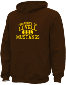 Lovell Middle School  Hoodies