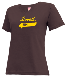 Lovell Middle School  V-neck Shirts