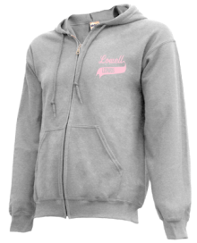 Lowell Elementary School  Zip-up Hoodies
