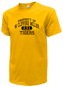 M Clifford Miller Middle School  T-Shirts