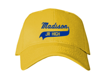 Madison Middle School  Baseball Caps