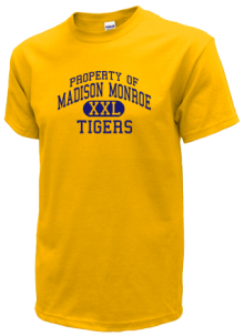Madison Monroe Elementary School 16  T-Shirts