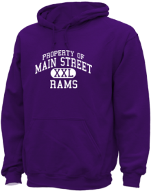 Main Street Primary School  Hoodies