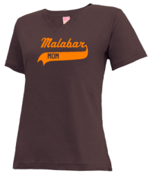 Malabar Middle School  V-neck Shirts