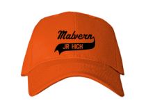 Malvern Junior High School Baseball Caps