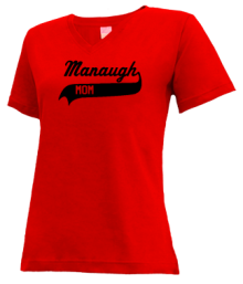 Manaugh Elementary School  V-neck Shirts