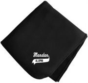 Mandan Junior High School Blankets
