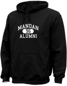 Mandan Junior High School Hoodies