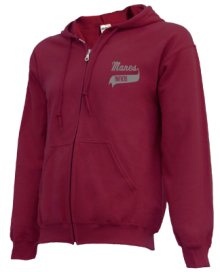 Manes Elementary School  Zip-up Hoodies