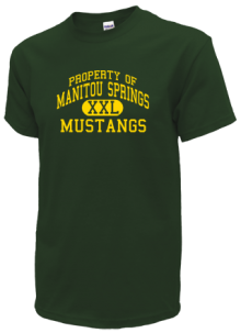 Manitou Springs Middle School  T-Shirts