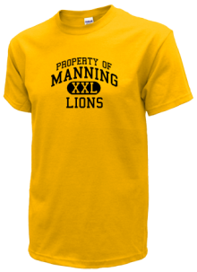 Manning Junior High School T-Shirts