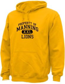 Manning Junior High School Hoodies