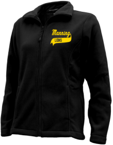 Manning Junior High School Ladies Jackets