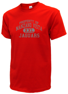 Manzano Vista Middle School  T-Shirts