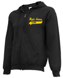 Maple Avenue Middle School  Zip-up Hoodies